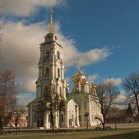 Кремль,храм. :: Анатолий Круглов