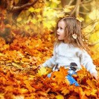 Такая яркая Осень... :: Жанна Мальцева