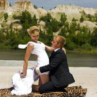 Женя и Андрй. :: Elena Vershinina