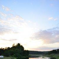 Река Оскол :: Катерина Некрасова
