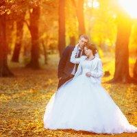 Свадьба осень :: Anton Shubnyy