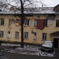 И здесь тоже люди живут :: Владимир Ростовский