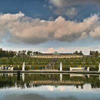 Дворец Сан-Суси, Потсдам :: Андрей Спиридонов