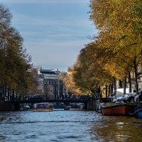 Осень в Амстердаме :: Witalij Loewin