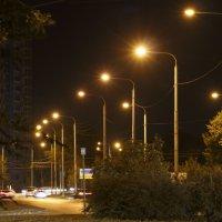 Ночь :: Дмитрий Максимовский