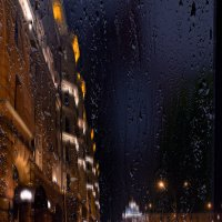 Вечерний город. Дождь. Почти суббота... :: Ирина Данилова
