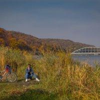 Я буду долго гнать велосипед... :: Надежда Попова