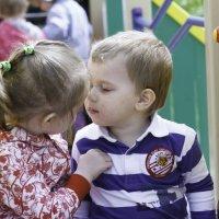 Первый поцелуй:) :: Дмитрий Максимовский