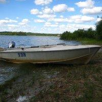 Лодка :: Григорий Че