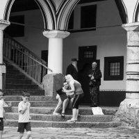 Будни монастыря :: Елена Миронова