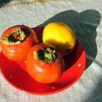 Витамины на солнышке. :: Мила Бовкун