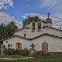 Храм Покрова Рождества Богородицы (от пролома). :: Виктор Грузнов