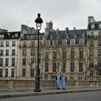 Париж.Пон-Мари :: Galina Belugina