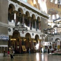 Интерьер Морского собора святителя Николая Чудотворца :: Валерий Новиков