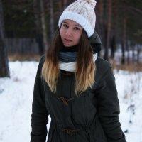 Прогулка с сестрой :: Никита Удилов