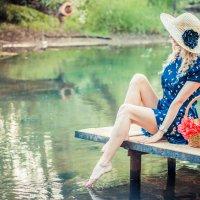 Нежное дыхание лета :: Инга Брицына