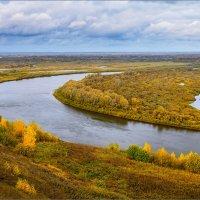 Осень на Клязьме... :: Александр Никитинский