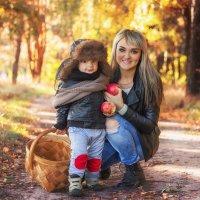 Мучикок с ногток с любимой мамочкой :: Tatsiana Latushko