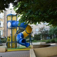 А у нас во дворе :: Ефим Хашкес