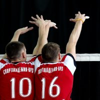 Волейбол. :: Римир Абдуллин
