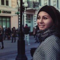 Старый Арбат :: Виктория Саванова