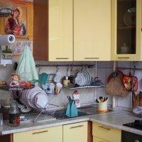 Уголок моей кухни... :: Александр Попов