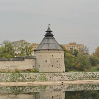 Покровская башня :: Анатолий Шумилин