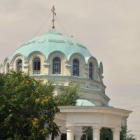Евпатория-город 25 веков.Собор святого Николая. :: Лариса Красноперова