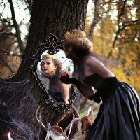 Темная королева :: Мирослава Марциненко