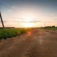 Песчаная дорога... :: Sergey Apinis