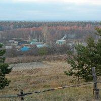 Село Лесуново. :: Николай Масляев