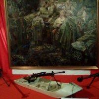 Выставка о 2 Мировой войне в музее Артиллерии. :: Светлана Калмыкова