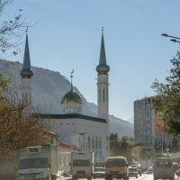 Соборная мечеть в Карачаевске... :: Юлия Бабитко