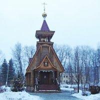 Мытищи. Церковь Георгия Победоносца. :: Александр Качалин