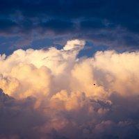 Облако вечер :: Александр Деревяшкин