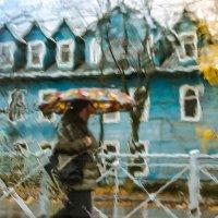 *** (Про дождь и дом) :: Сергей В. Комаров