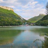 Озеро на Мангупе :: Эля Юрасова
