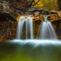 Водопад Жане :: Владимир Сковородников