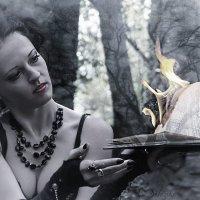 ведьмочка :: Екатерина Силенко