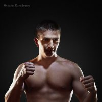 Первый спорт-портрет (мой) :: Оксана Коваленко
