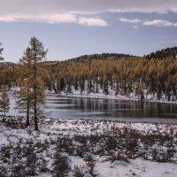 горное озеро... :: Наталья Маркова