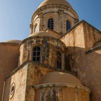 Монастырь Агиа Триада :: Олег Oleg