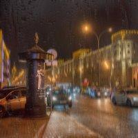 Шум машины или дождь? Если дождь - всё сбудется! :: Ирина Данилова