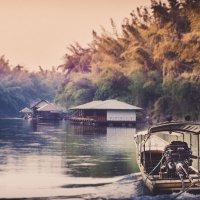 River Khwae. :: Илья В.