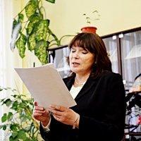 Маріанна Гончарова, писменниця :: Степан Карачко