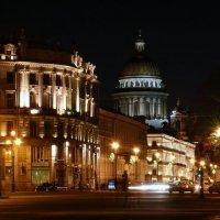 Ночной Питер. :: Андрей Иванов