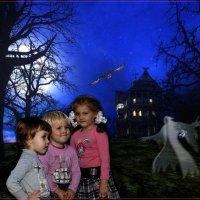 Призрак замка Моррисволь или смелые детки. :: Anatol Livtsov