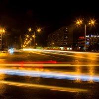 Ночной Северск :: Евгений Рябов