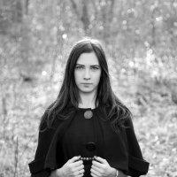 Девушка с четками :: Dmitriy Predybailo