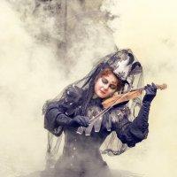Мечты Темной Колдуньи... :: Елизавета Вавилова